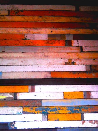 Wooden Bars